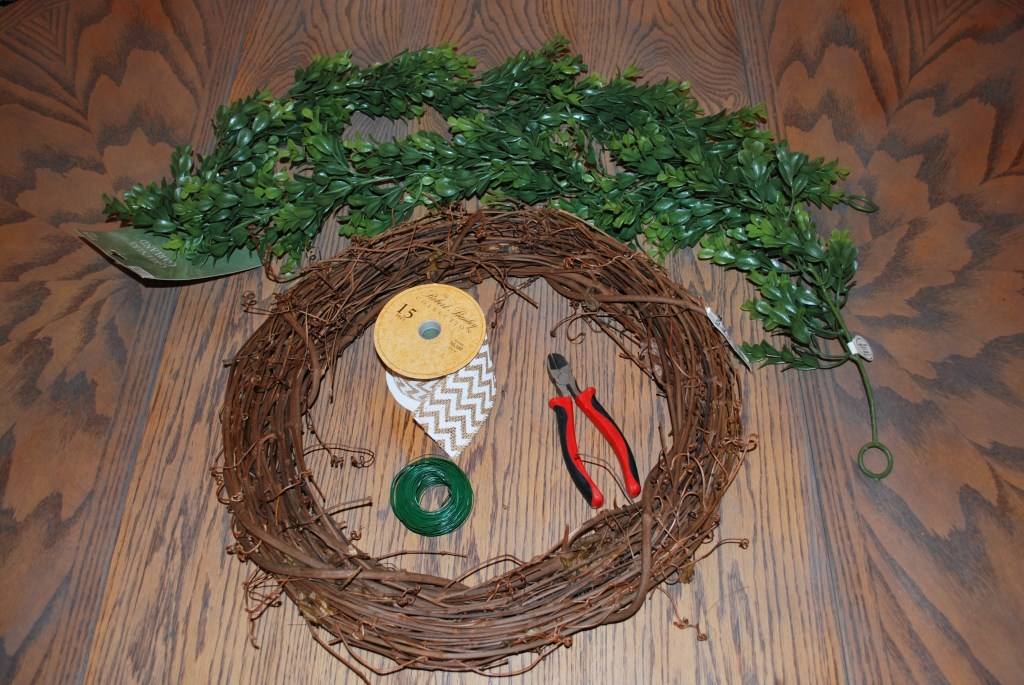 Spring Wreath, DIY Wreath