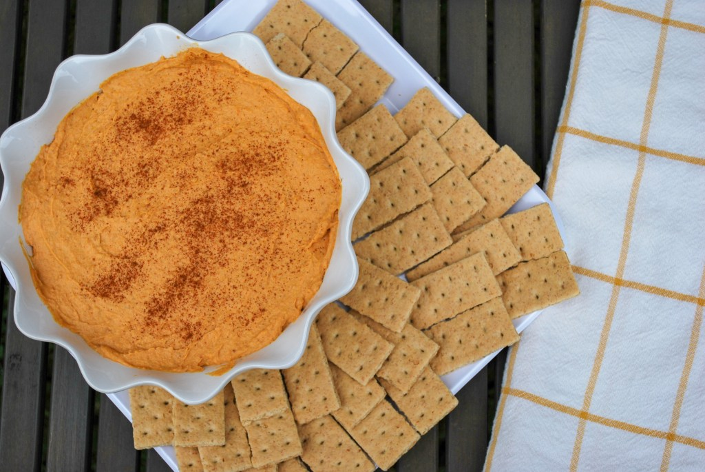 Fall Pumpkin Dip, Recipe, Appetizer, Party Food