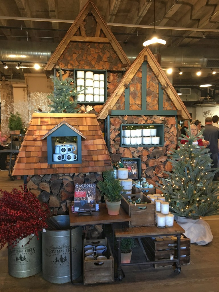 Magnolia Market, Waco, Texas, Magnolia Table, Fixer Upper, Christmas at the Silos