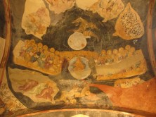 ceiling fresco Chora Church