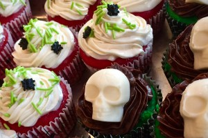 Halloween cupcakes - Halloween Party Ideas