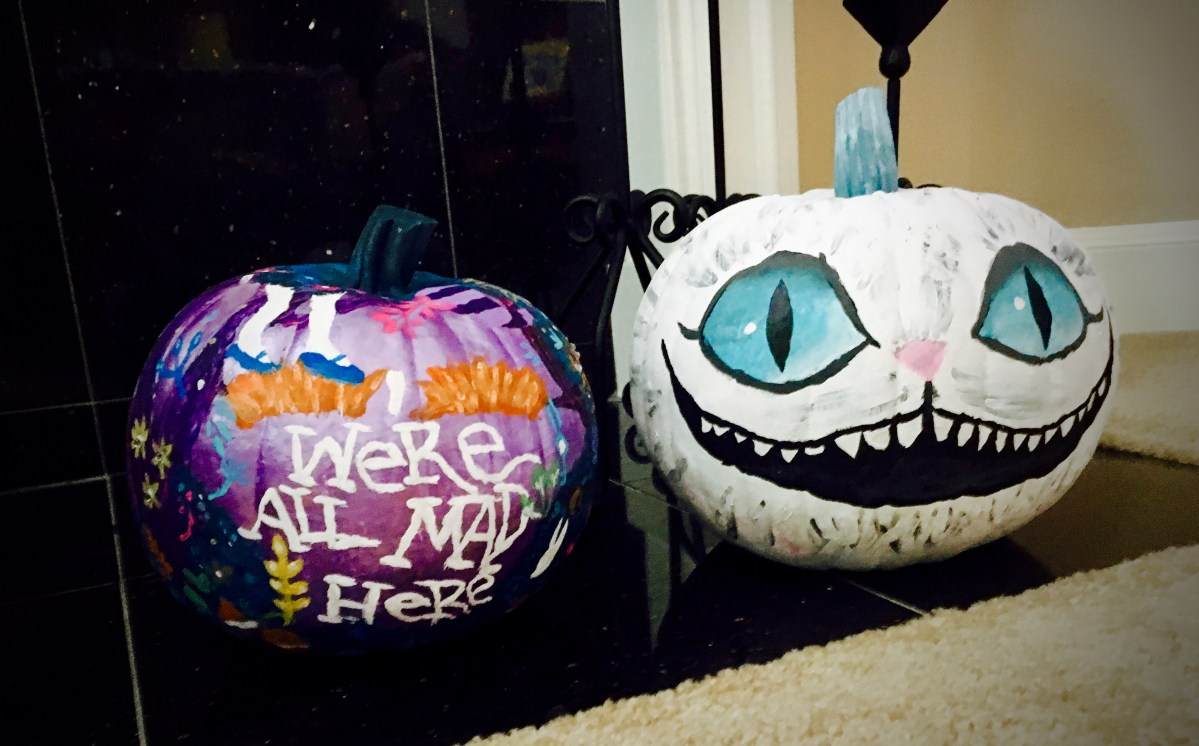 10 Favorite Pumpkin Painting Ideas