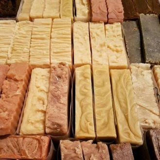 handmade soaps - Mother's Day Gifts For Every Budget