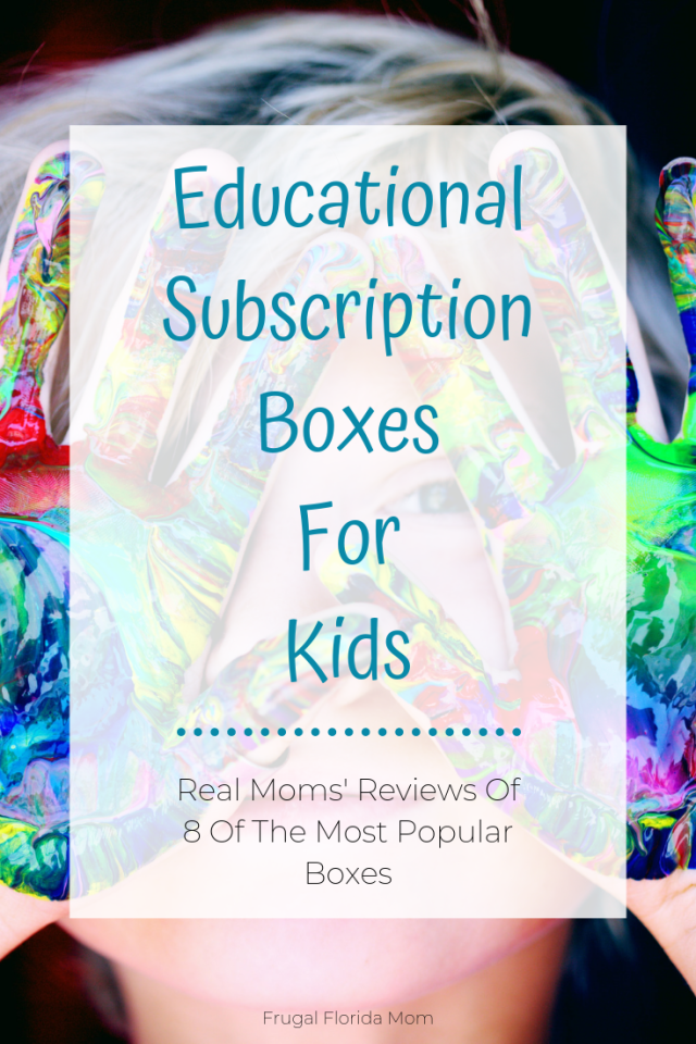 Educational Subscription Boxes