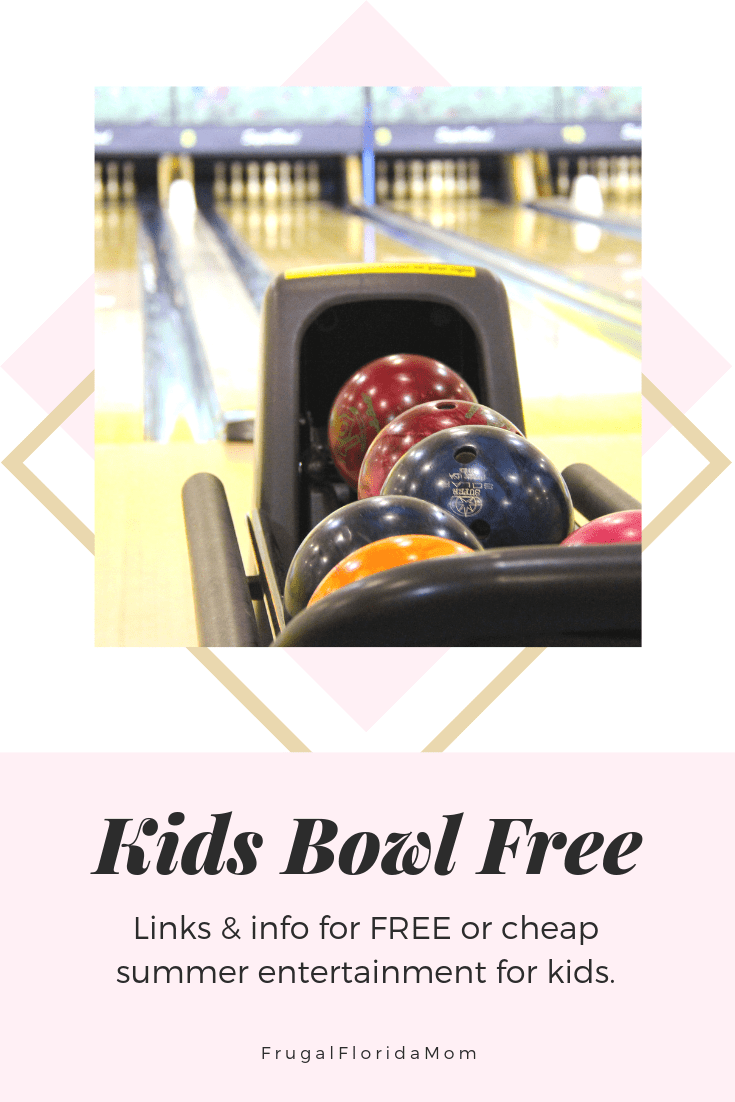 Free Summer Activities For Kids - Frugal Florida Mom