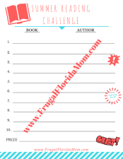 Printable Summer Reading Challenge - Fun Library Games For Kids - With Free Printables For Easy Summer Learning
