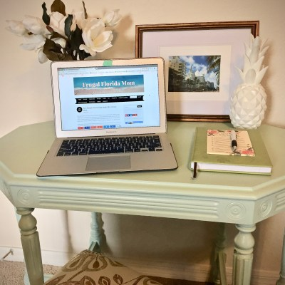 Easy Weekend DIY Project – Chic $10 Table Makeover