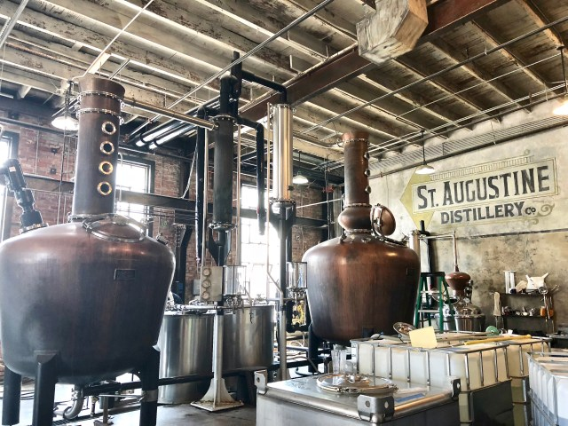 St Augustine Distillery - Falling In Love With St Augustine