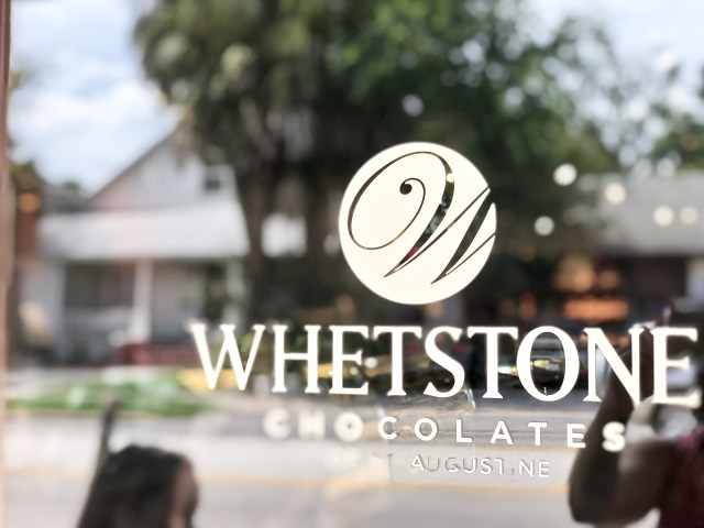 Whetstone Chocolates - Falling In Love With St Augustine