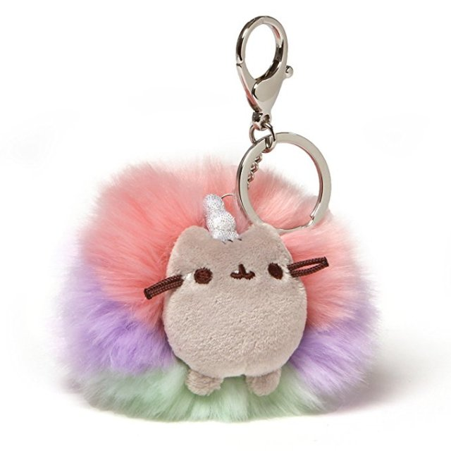 Pusheenicorn keychain - Pusheen Gift Guide