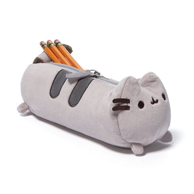 Pusheen pencil case - Pusheen Gift Guide