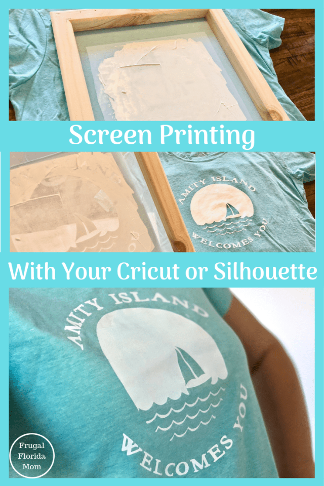 1997de882 Screen Printing With Your Cricut Or Silhouette - An Easy DIY Guide