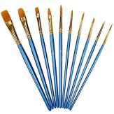 Paintbrushes for glass etching - Ultimate Cricut Crafters Gift Guide
