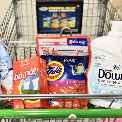 Cash Back For The Holidays With P&G Products From Publix