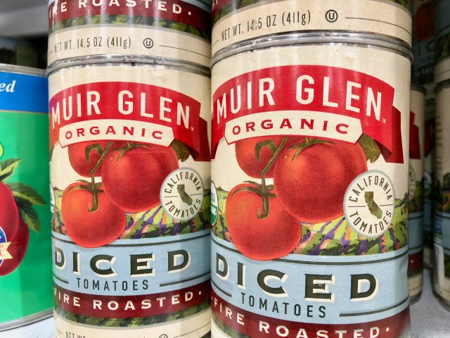Muir Glen Organic Diced Tomatoes - Honest To Goodness Essentials - Plant-Based And Nature Inspired Products On Sale At Publix