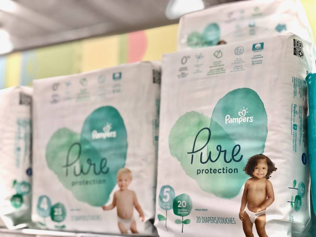 Pampers pure diapers - Honest To Goodness Essentials - Plant-Based And Nature Inspired Products On Sale At Publix