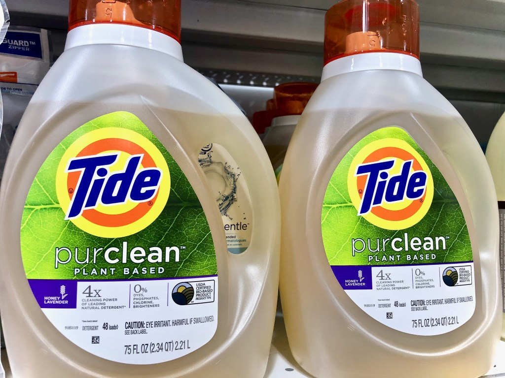 Tide Purclean - Honest To Goodness Essentials - Plant-Based And Nature Inspired Products On Sale At Publix