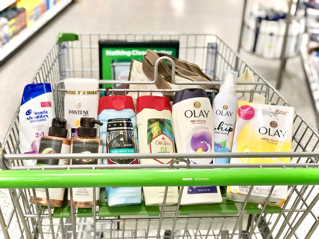 P&G products on sale at Publix - Simplify Your Savings With P&G & Publix