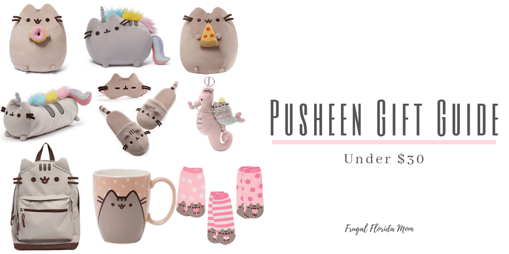 Pusheen Gift Guide - Under $30