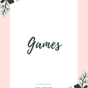 Games