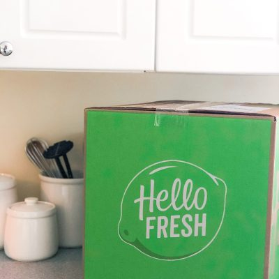A Frugal Mom's Experience With Hello Fresh