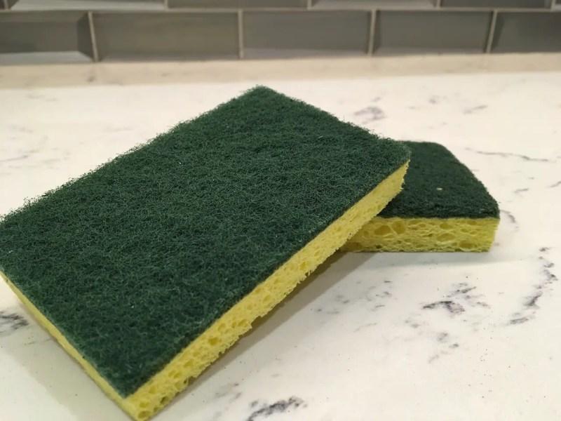 Heavy Scrub Sponges