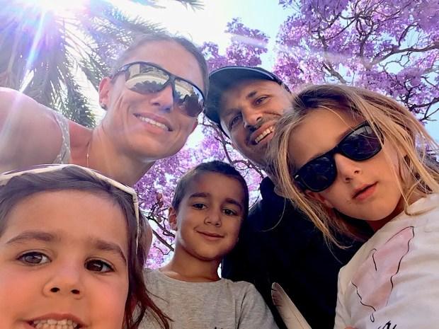 Blooming Tree in Malaga
