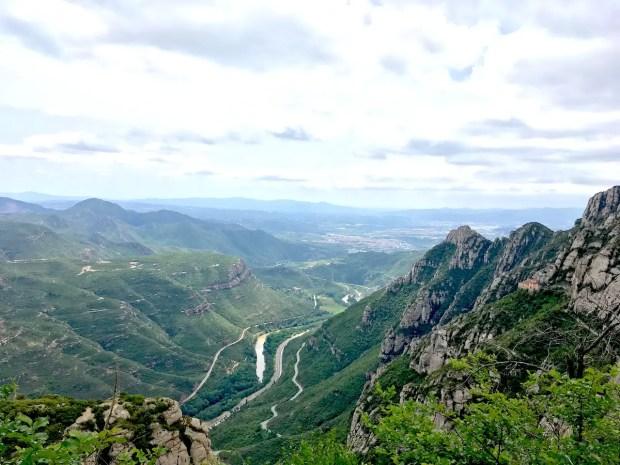 Top of Monastery Montserrat