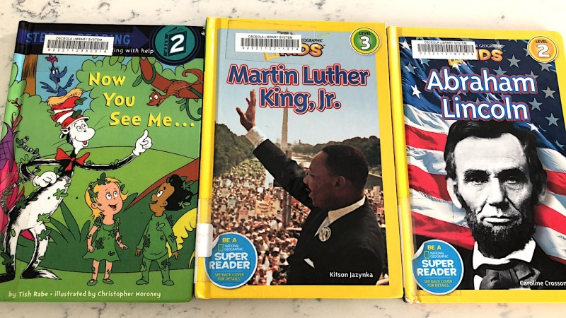 A child need to be interested in the books he reads to learn to love to read