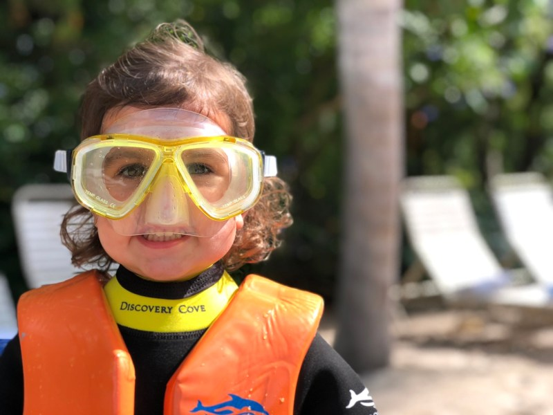 Discovery Cove Elin