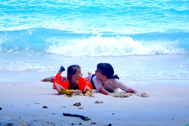 Hilton Labriz Hotel Beach