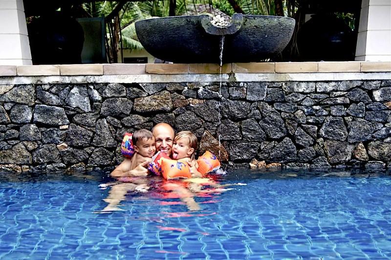 Hilton Labriz Main Pool
