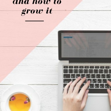 The power of an email list and how to grow it! #ConstantContact #EmailList #Bloggingtips #GrowYourBlog #BestBlogPartners