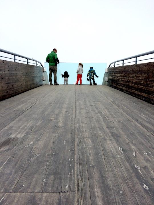 Top of Bridge
