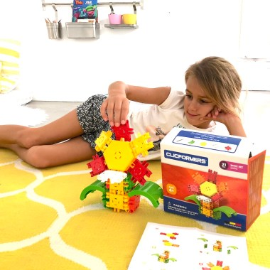 Clicformers by Magformers #STEM #STEMToys #BestToy #AwardWinning