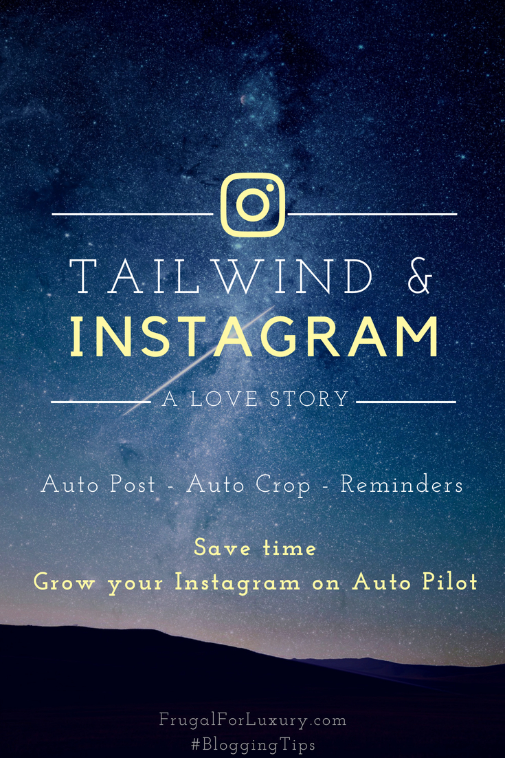 Best tips to grow Instagram and your blog on Tailwind! #Instagram #Tailwind #InstagramGrowth #BloggingTips