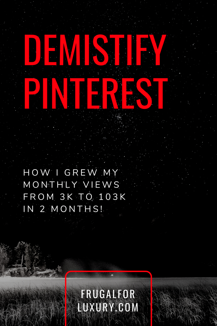 Tips to increase your Pinterest views and engagement and take your account to a new level! #Tailwind #TailwindTribes #Pinterest #PinterestSuccess #PinterestGrowth #PinterestTips