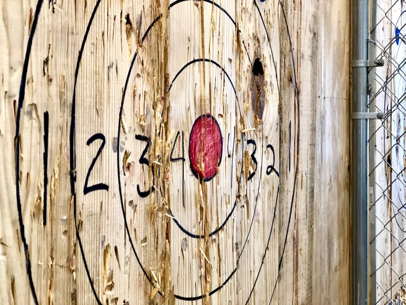 A New Kind of Fun for the Experience-Seeker in Orlando, FL | Axe Throwing | Thrill, Experience, and Competition | Throw Axes in Orlando, FL | Orlando Fun and Activities | Visit Orlando | #axethrowing #orlando #orlandofun #visitorlando #familytravel #orlandotravel #orlandotips #orlandoblogger #travelblog #Travelblogger