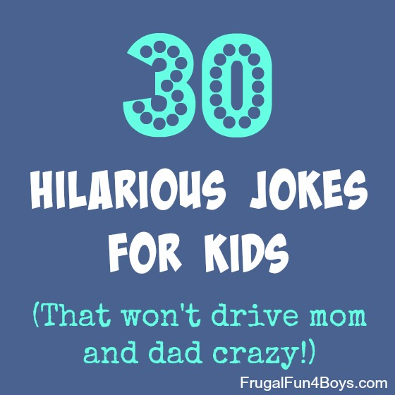 Hilarious Jokes 13 Year Olds