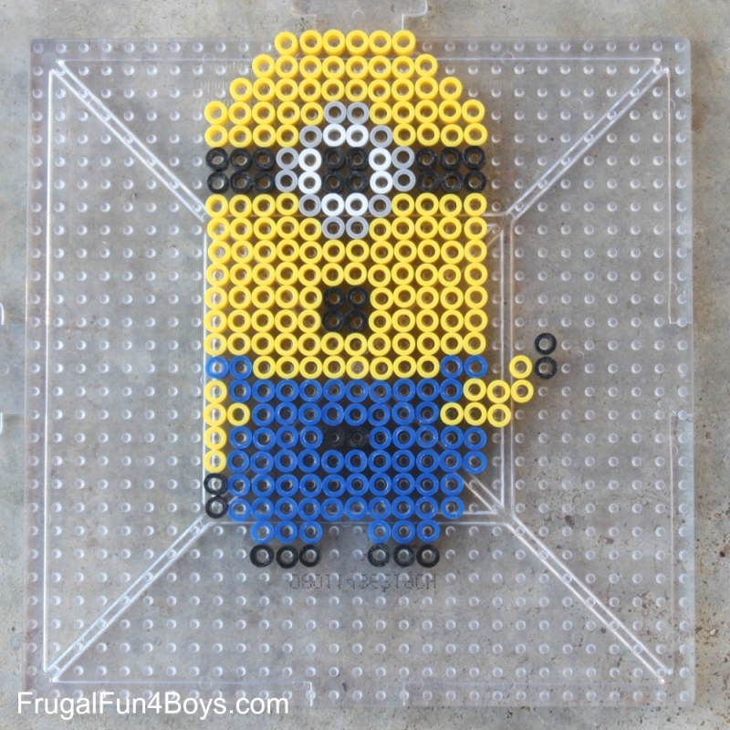 Minions Perler Bead Patterns