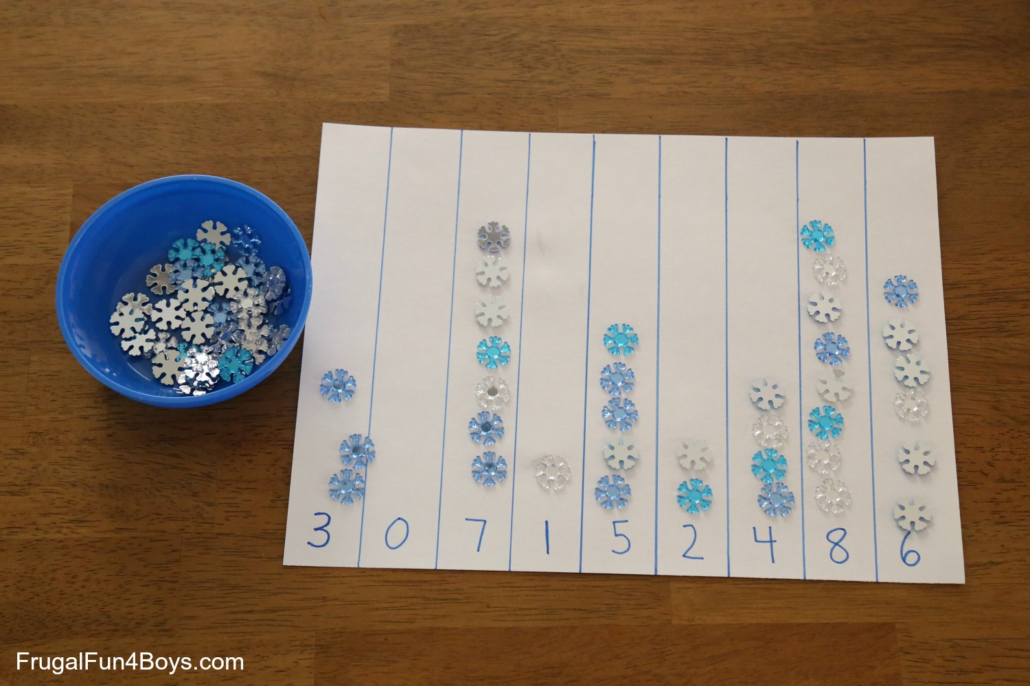 Winter Learning Activities For Preschool