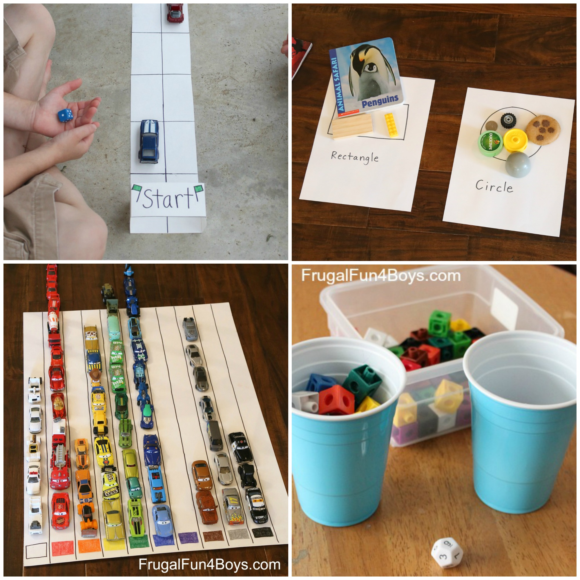 40 Of The Best Math And Literacy Activities For