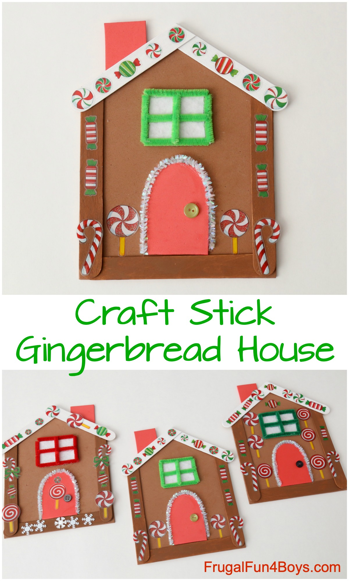 This Gingerbread House Is The Most Adorable Christmas
