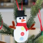 Adorable Felt Christmas Ornaments With Patterns Frugal Fun For Boys And Girls