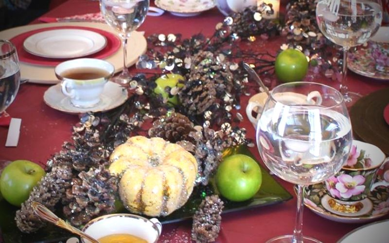 How To Host A Thankful Tea Party   Frugal Fun Mom