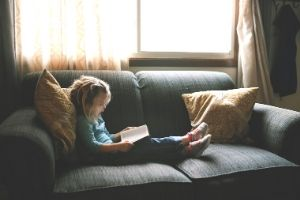 Read a book | Frugal Fun Mom