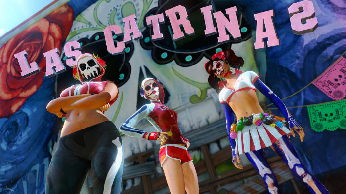 sunset-overdrive-review-las-catrinas
