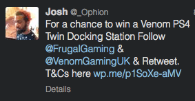 venom winner