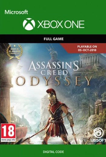 Assassin's Creed Odyssey Xbox One Digital Download + AC ...