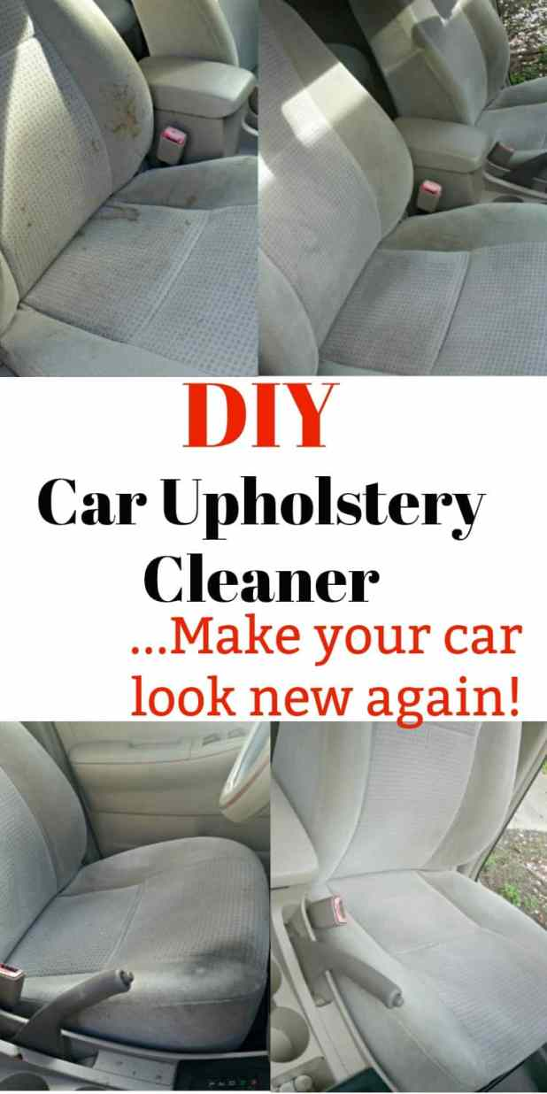 diy car interior cleaner. Black Bedroom Furniture Sets. Home Design Ideas
